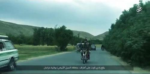 اعدام وحشیانه نظامیان افغان به دست تروریستهای داعش + 15 عکس