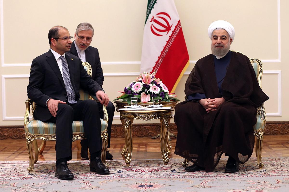 وحدت همه اقوام و مذاهب عراقی، تروریسم را در عراق ریشه کن میکند/ ایران در مبارزه با تروریسم، در کنار عراق میماند