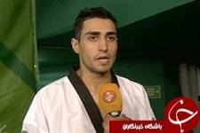 گزارش لحظه به لحظه تکواندوی سجاد مردانی/ نخستین پیروزی سجاد در المپیک +فیلم