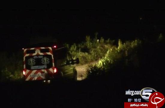 حادثه دلخراش در آلاباما +تصاویر