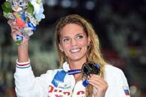 نایب قهرمان روسی المپیک:  بازیهای ریو شبیه جنگ بود