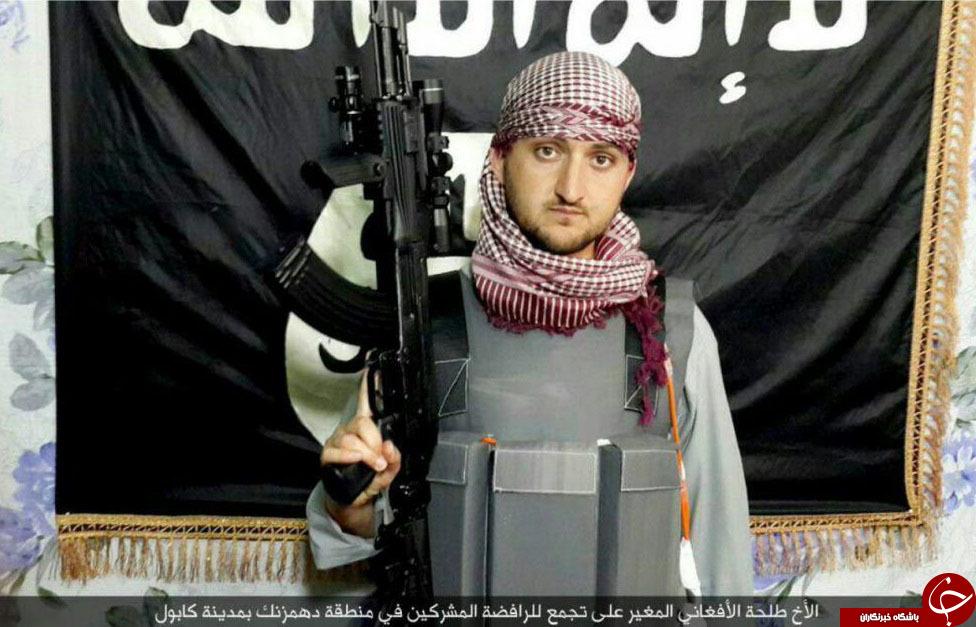 تصاویر عاملان انتحاری کابل را منتشر شد