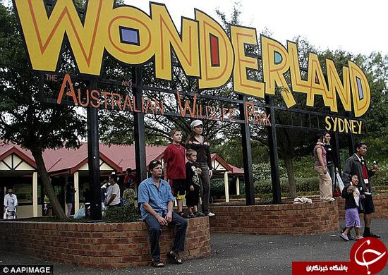 بزرگترین و بهترین پارک تفریحی در نیم کره جنوبی +تصاویر