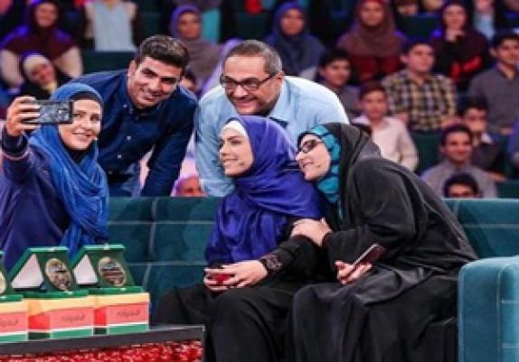 باشگاه خبرنگاران - فتح «خندوانه» به دست بانوان ورزشکار  + فیلم
