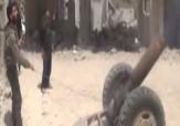 باشگاه خبرنگاران - حمله خمپارهای به دمشق + فیلم