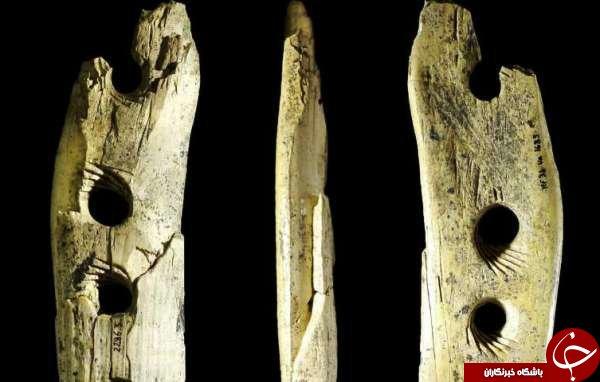طناب در عصر پارینه سنگی چگوه ساخته شد؟!+ عکس