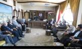 باشگاه خبرنگاران -دیدار دبیر کل مجمع جهانی تقریب با وزیر اوقاف سوریه
