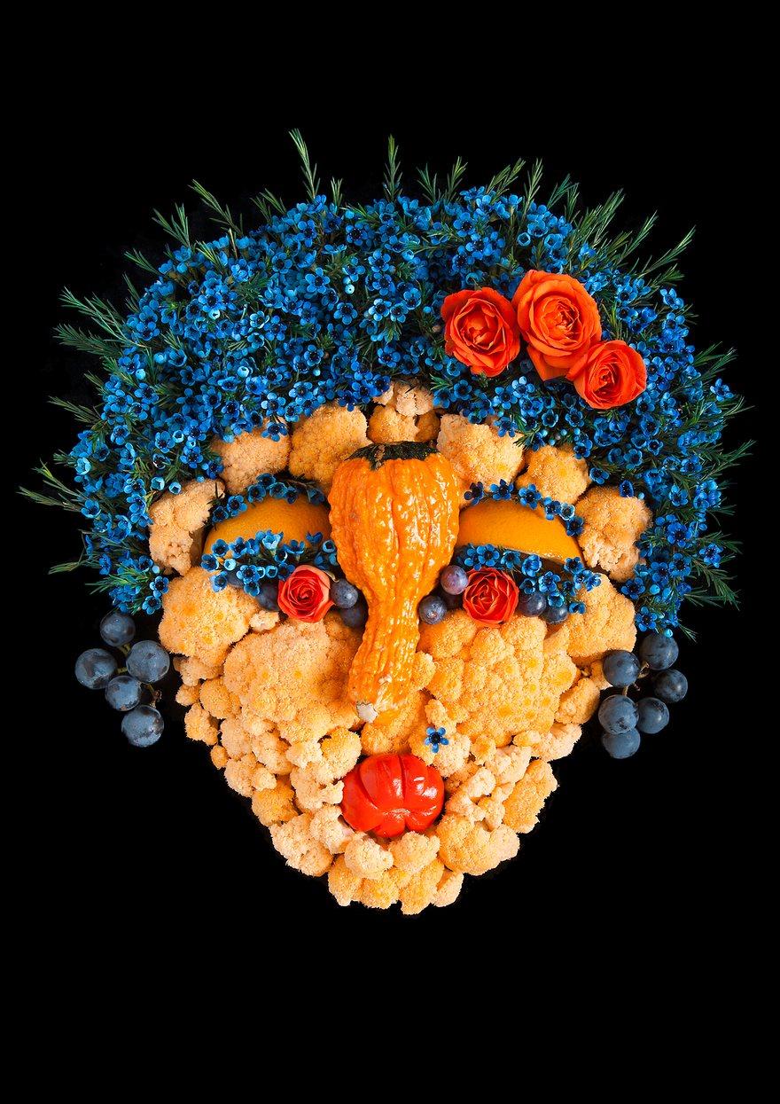 تزیین جالب میوه ها و سبزیجات با ایده های خلاقانه+تصاویر