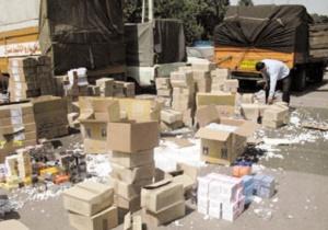توقیف محموله یک میلیاردی کالای قاچاق/پرونده متهم به ایستگاه محاکمه رسید