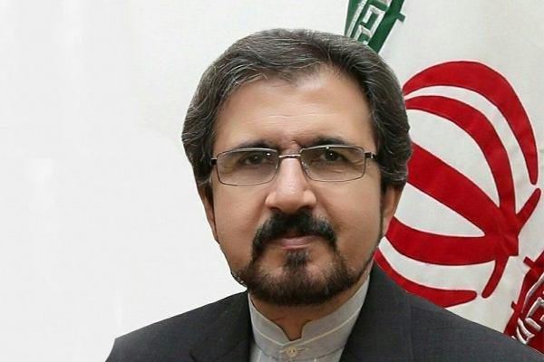قاسمی: ایران هیچ اطلاعی از حضور اعضای القاعده در خاک خود ندارد