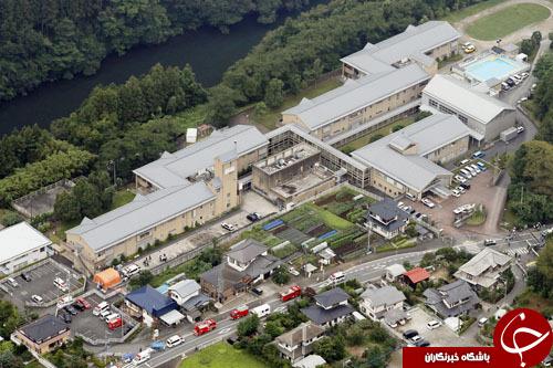 حمله با چاقو به آسایشگاه معلولین در ژاپن/ 19 نفر کشته و 45 نفر زخمی شدند + فیلم
