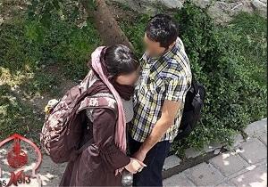 زنان نیمهلخت در خیابانهای تهران
