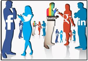 ایرانیها ۵ تا 9 ساعت در شبکههای اجتماعیاند