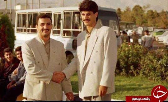 22 سال پیش لباس بازیکنان ایرانی برای شرکت در بازی های آسیای اینگونه بود + عکس