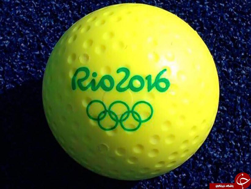 توپهای المپیک ریو رونمایی شد+عکس