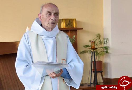 دو داعشی که سر کشیش فرانسوی را بریدند+ تصاویر