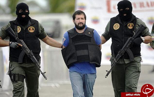 پادشاه کوکائین دستگیر شد