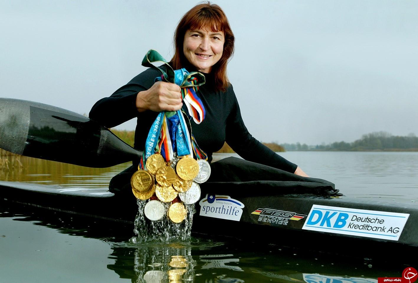 بزرگ ترین ورزشکاران تاریخ المپیک+تصاویر
