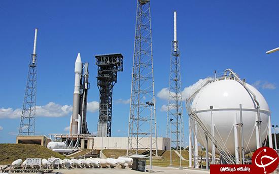 ارسال ماهواره جاسوسی آمریکا برای انجام ماموریتی سِری +تصاویر