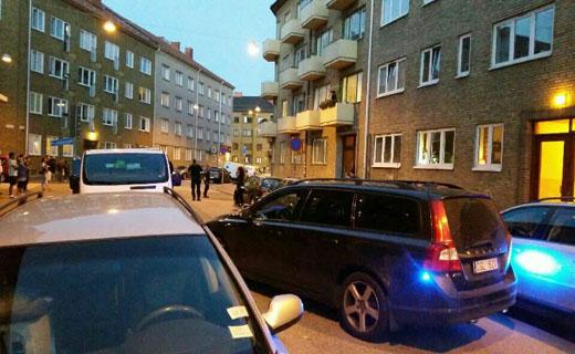 وقوع انفجار در یک آپارتمان در شهر مالمو سوئد