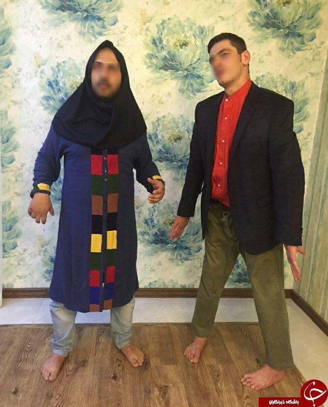 کاربران در جایگاه مانکن لباس های المپیک+عکس