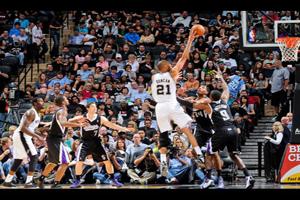 فیلم چالش جذاب بسکتبال ستارگان بایرن با ستارگان NBA