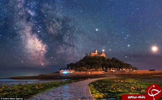 ستارهها را از نزدیک لمس کنید +تصاویر