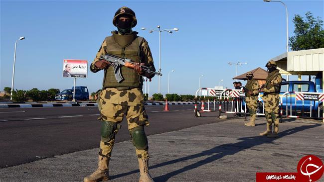 7 کشته و زخمی در انفجار تروریستی مصر+تصاویر