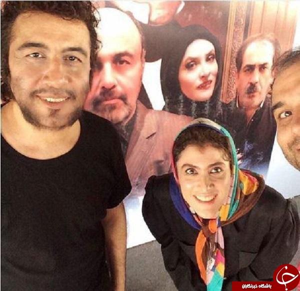 گریم ویشکا آسایش و عطاران در نهنگ عنبر 2 + عکس