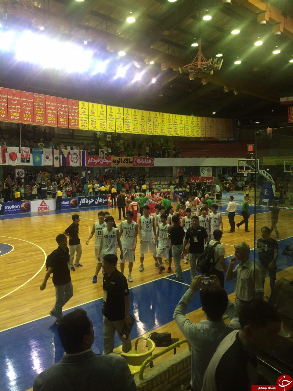 انتقام به سبک ایرانی/جوانان بسکتبالیست ایران جهانی شدند