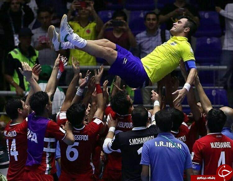 رکورد شمسایی دست نخورده باقی ماند/ دلداری ایرانی ها به اشک های فالکائو پس از خداحافظی تلخ از تیم ملی