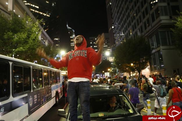 تصاویری از اعتراضات خیابانی سیاهپوستان
