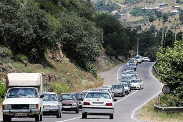 افزایش حجم ترددها در ورودی کلانشهرها/ مسافران بازگشت خود را به روز پایانی تعطیلات موکول نکنند