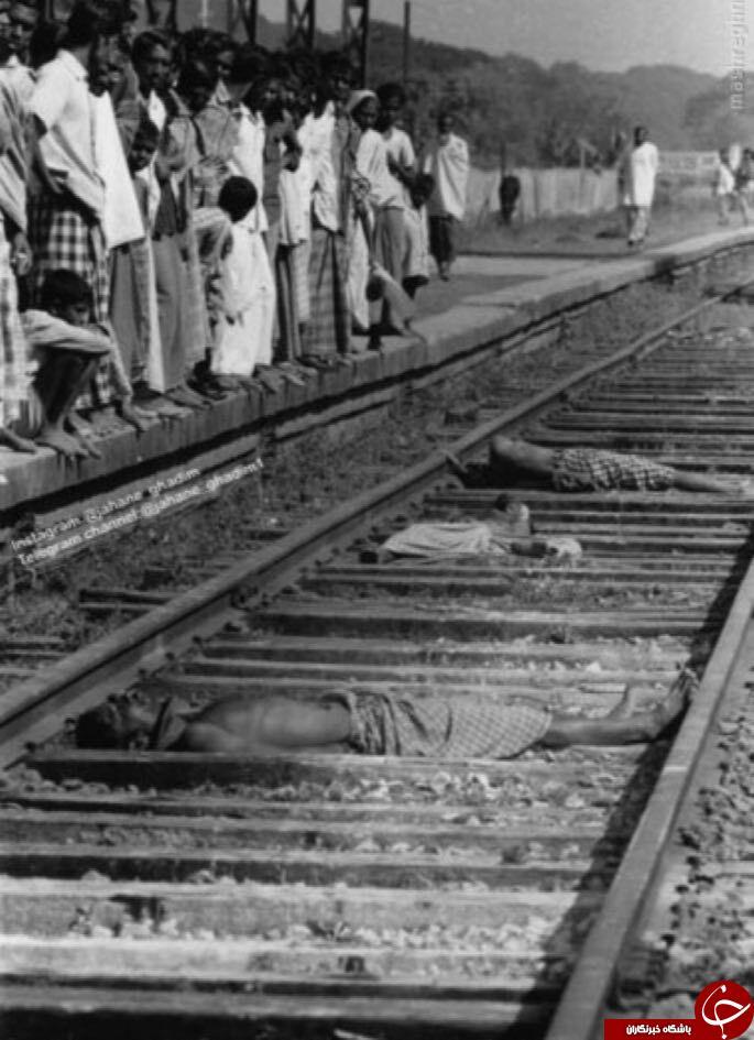 تصاویر زیر خاکی و گم شده در تاریخ
