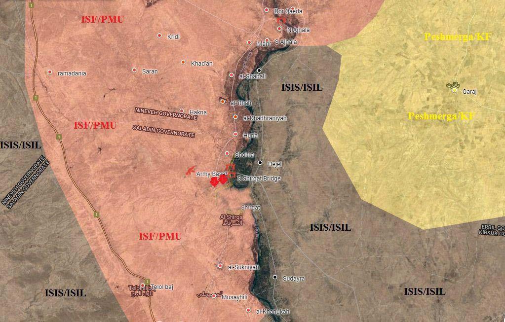 پرونده داعش در استان