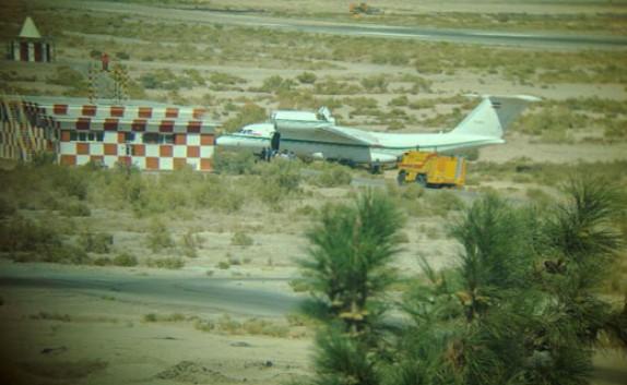 باشگاه خبرنگاران - خروج هواپیما از باند فرودگاه! + تصاویر