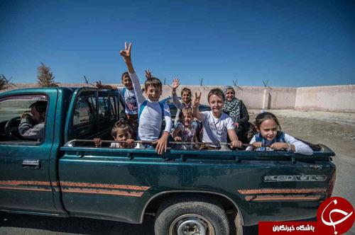 از بازگشت کودکان سوری به کشور تا عکس سلفی هیلاری کلینتون با هواداران