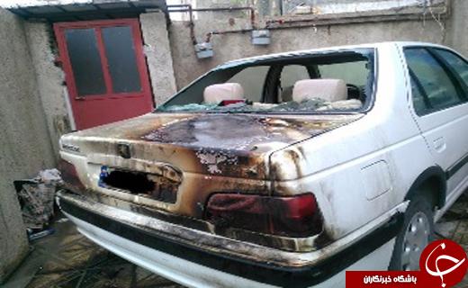 ماجرای مردی که ماشینهای مردم را آتش میزد!