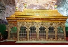 باشگاه خبرنگاران - راز شش گوشه بودن ضریح امام حسین(ع) +عکس