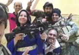 باشگاه خبرنگاران - ابوعزرائیل زن؛کابوس جدیدِ داعش