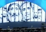 باشگاه خبرنگاران -اختتامیه جشنواره فیلم مقاومت + فیلم