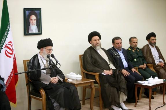 بیانات رهبر انقلاب در دیدار اعضای ستادهای کنگره شهدای استانهای کهگیلویه وبویراحمد و خراسان شمالی