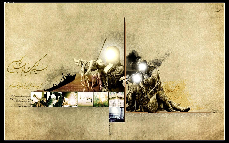 عکس پروفایل محرم برای موبایل