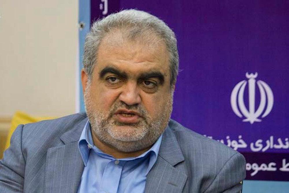 فرماندار اهواز بر اثر گلوله مجروح شد+جزئیات
