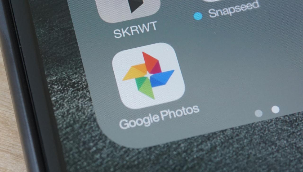 دانلود آخرین بروزرسانی نرم افزار google photos
