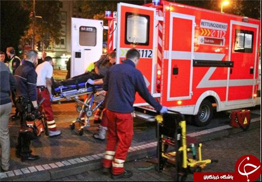 درگیری و چاقوکشی در کنسرت خواننده لسآنجلسی چندین زخمی بر جا گذاشت +عکس