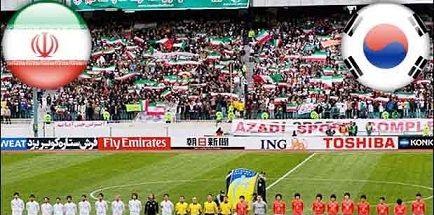 ایران به دنبال تغییر ساعت مسابقه با کره جنوبی