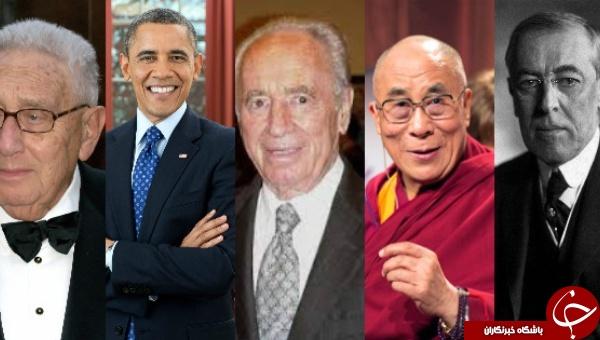 تلسر: 5 جنگ طلبی که مستحق دریافت جایزه صلح نوبل نبودند + تصاویر