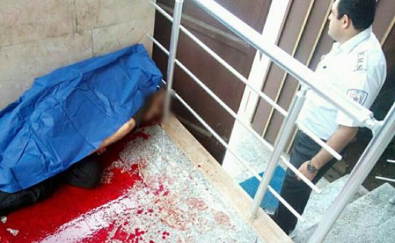 باشگاه خبرنگاران - خودکشی خونین در دارایی نور! + تصاویر