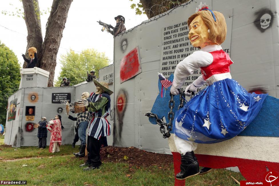 نمایش ترسناک انتخابات امریکا